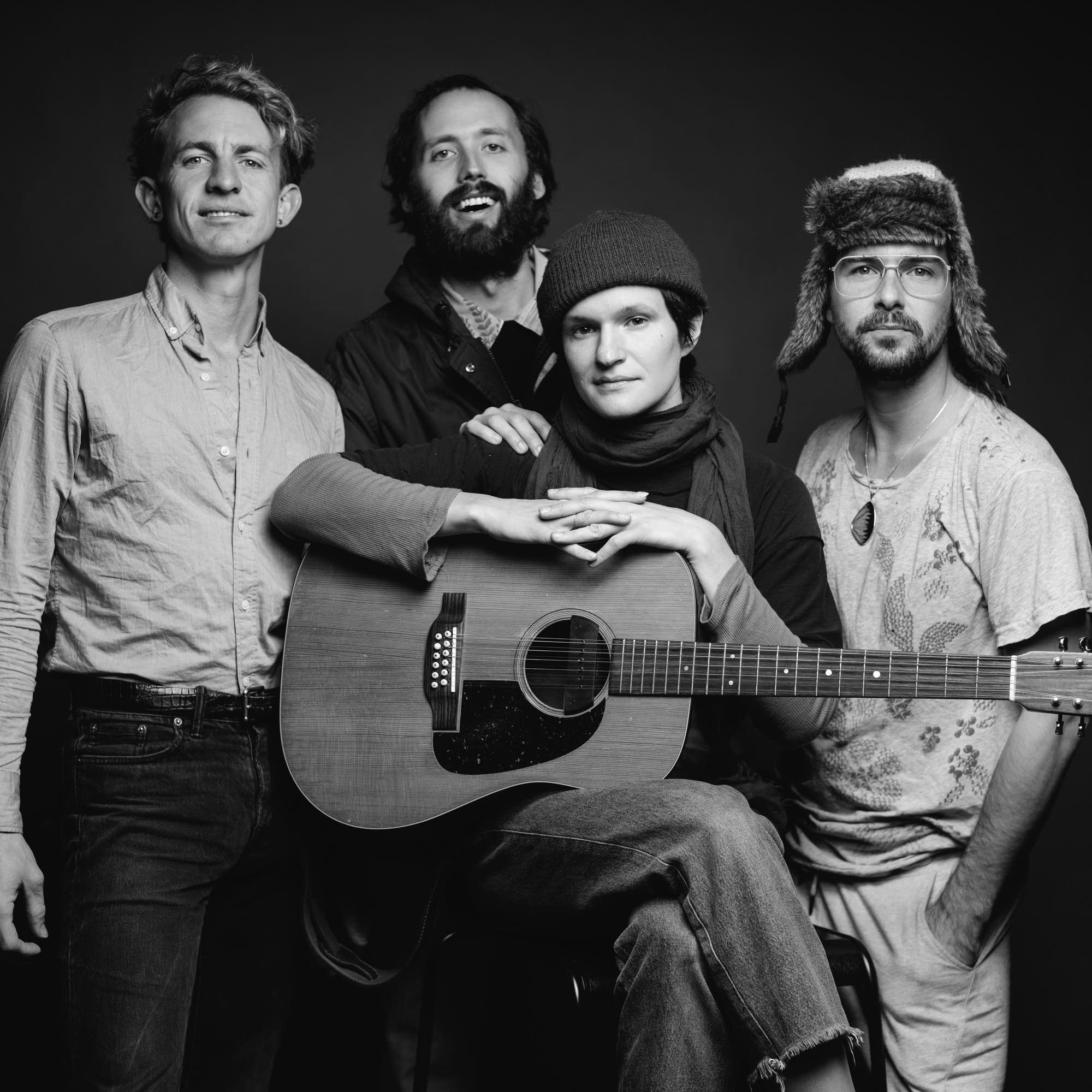 Big Thief explore new sounds live in The Current studio | The Current