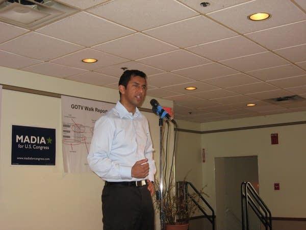 Ashwin Madia
