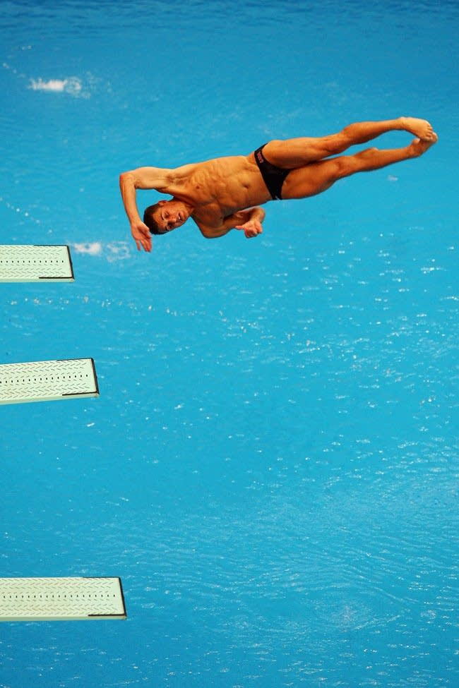 2008 Summer Olympics Day 11