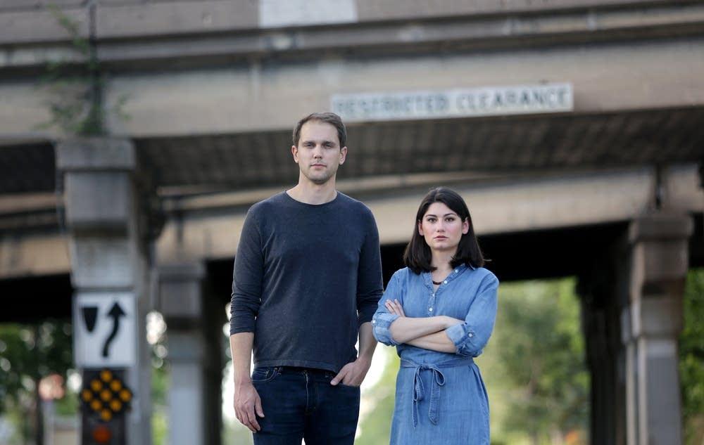 Couple wants bridge fixed
