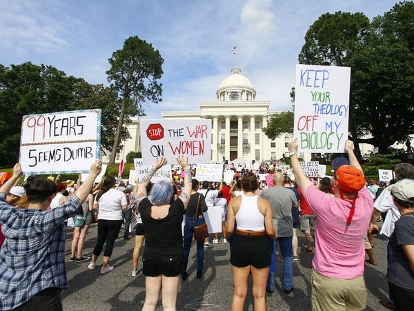 Abortion law in Alabama