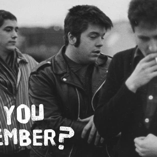 Do You Remember? A podcast about Husker Du