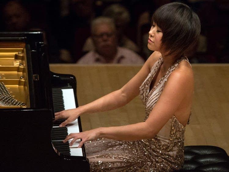 Yuja Wang at Carnegie Hall