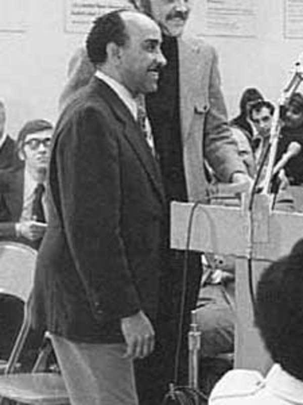 Davis in 1974
