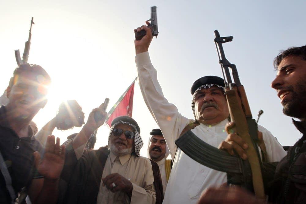 Iraqi Shiite men