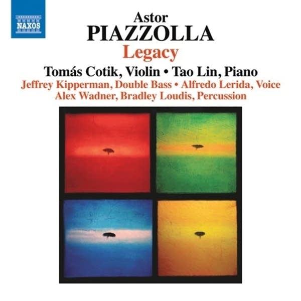 Tomas Cotik Asto Piazzolla Legacy