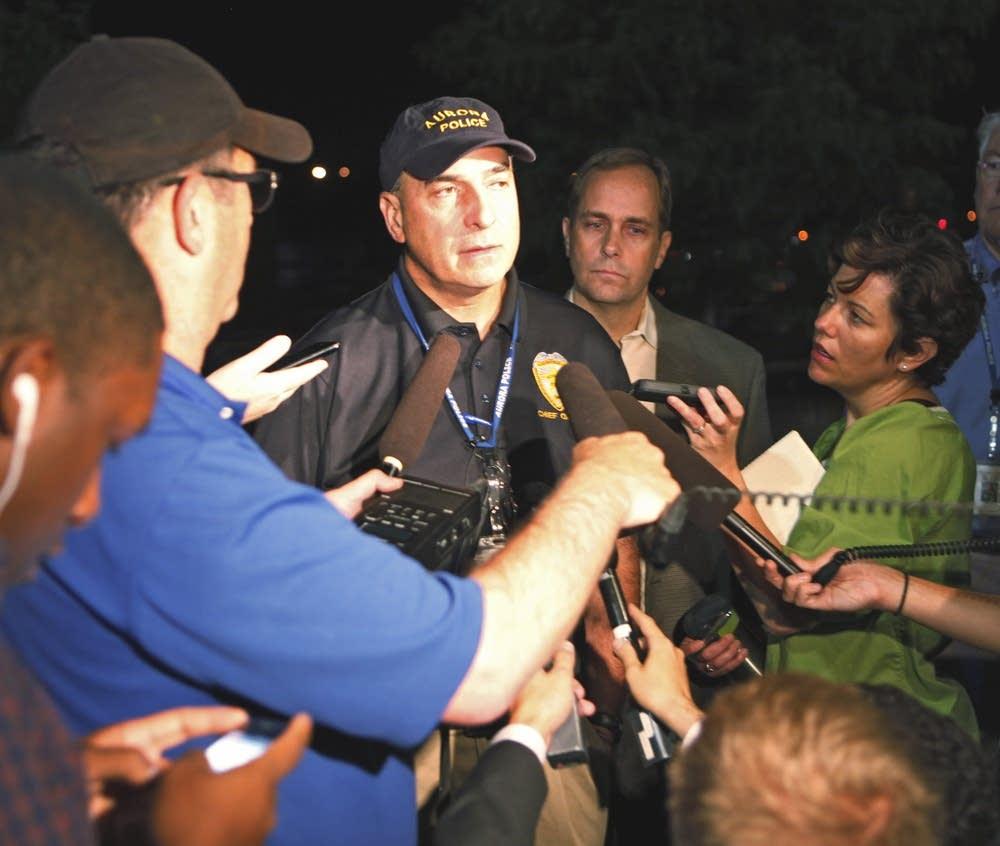 School Shooting In Suburban Denver: 12 Dead In Colorado Theater Shooting; Suspect Was Grad
