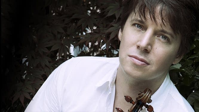 Joshua Bell - Photo by Lisa Marie Mazzucco