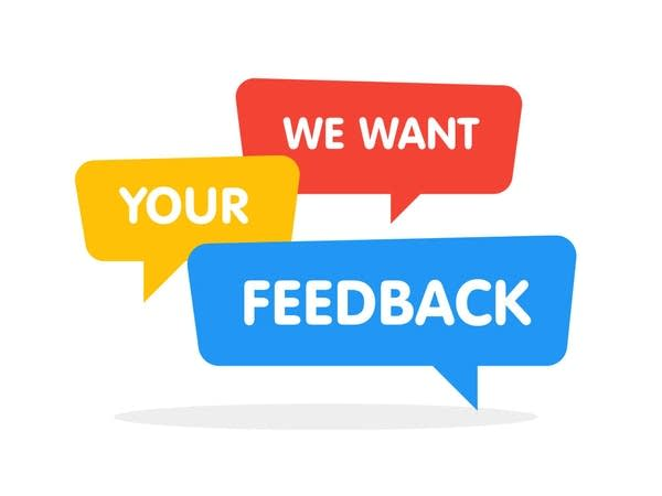 Take our show survey. Tell us what you think!