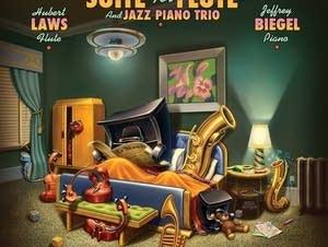 Symphonic Arrangement: Suite for Flute, Jazz Piano
