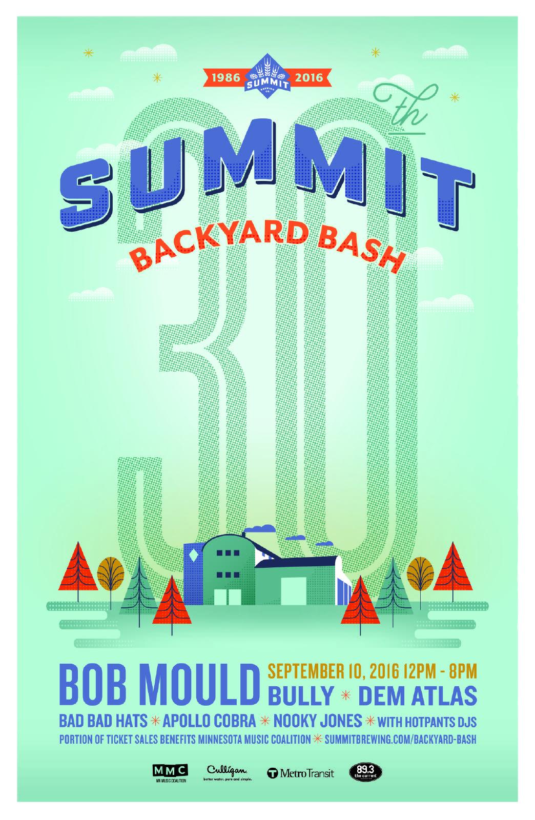 Summit S 30th Anniversary Backyard Bash Events Calendar The Current
