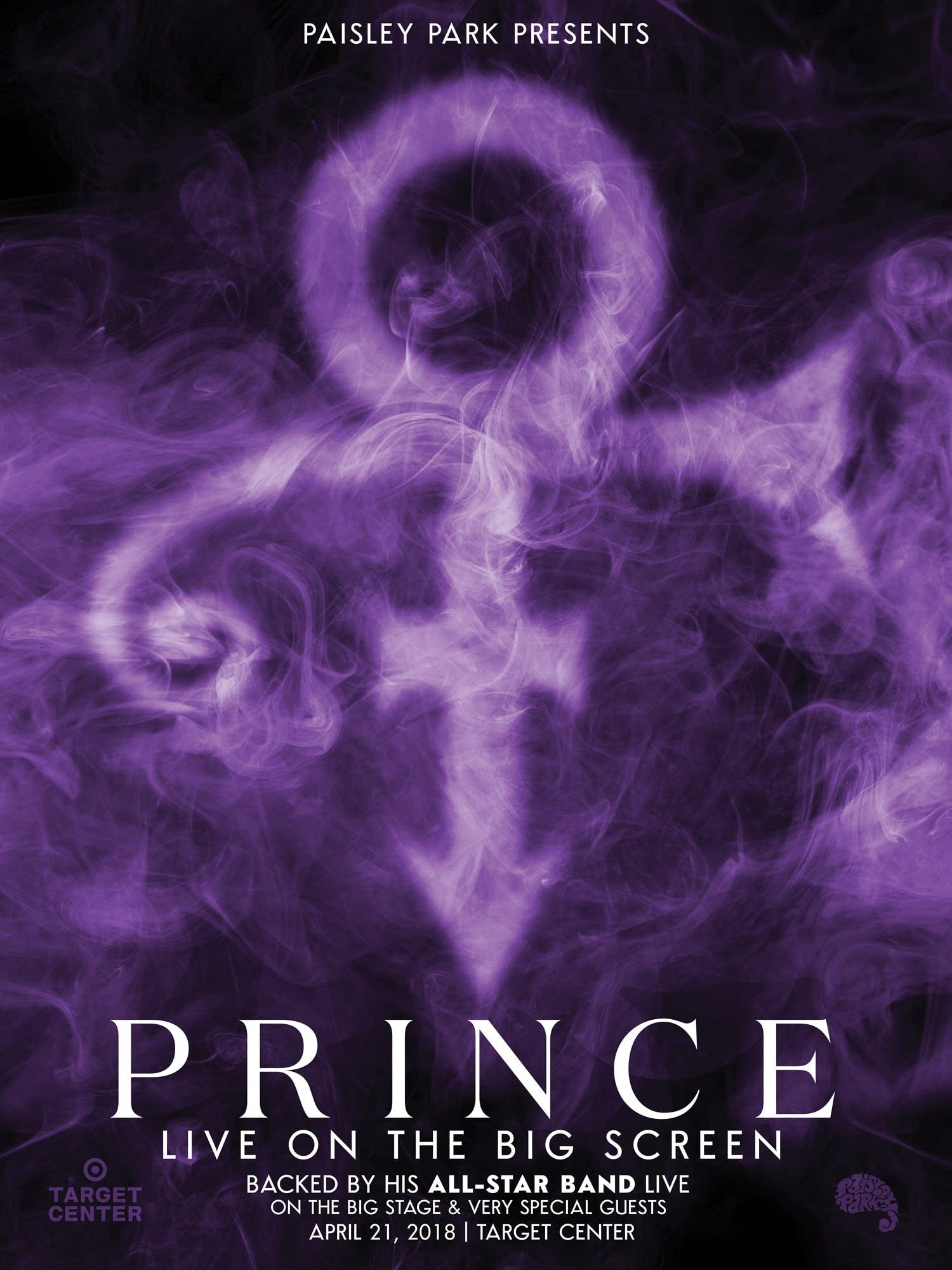 PRINCE: Live On The Big Screen
