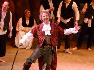 Waldyn Benbenek in Pirates of Penzance