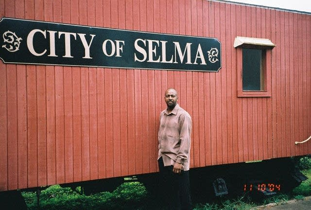 Derrick Stevens in Selma, Alabama