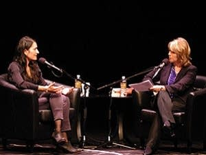 Nicole Krauss talks with Kerri Miller