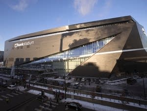 The Vikings finished their first season in the new U.S. Bank Stadium.
