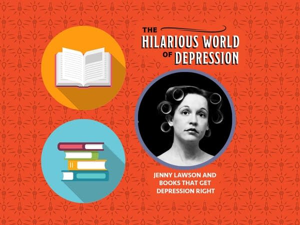 The Hilarious World of Depression: Jenny Lawson and Listener Books
