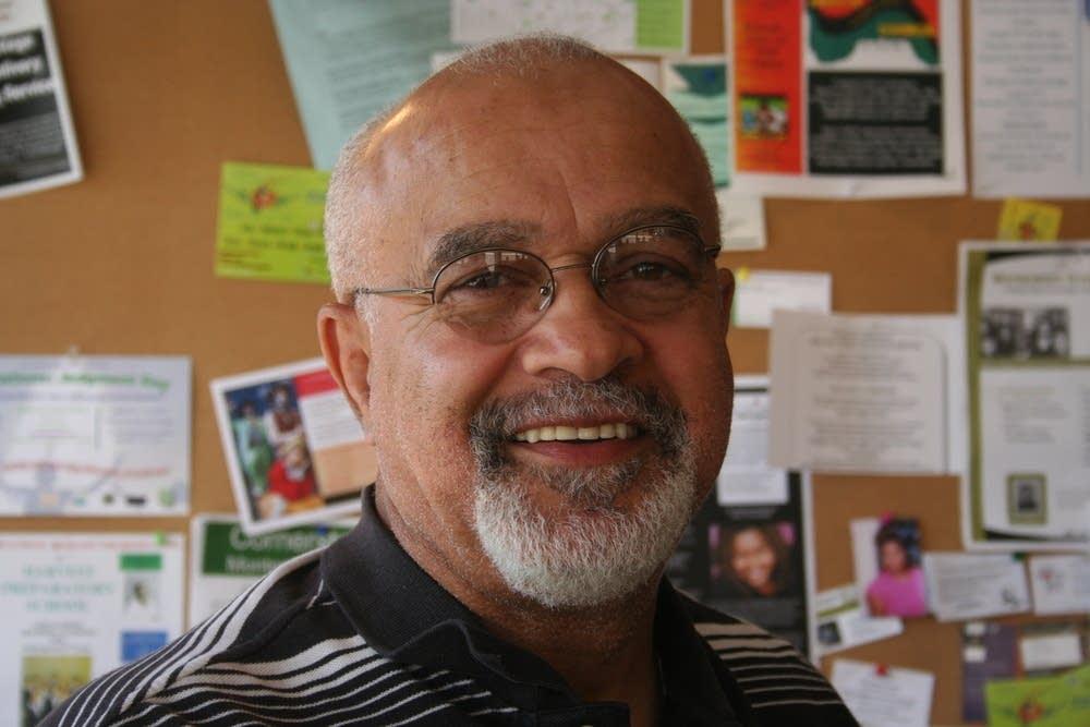 Nathaniel Khaliq, St. Paul NAACP