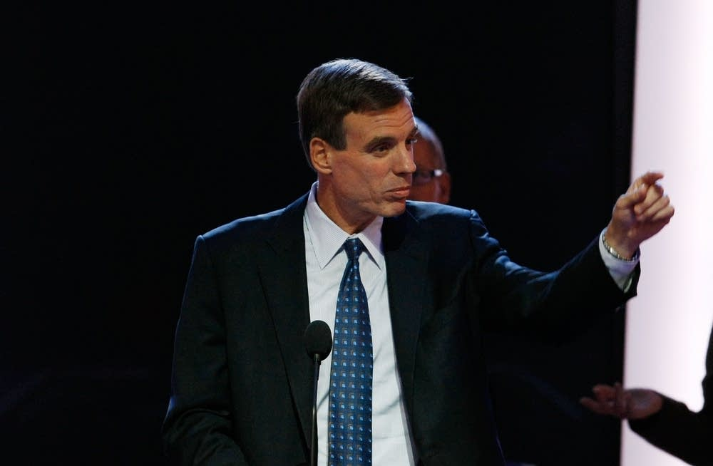 Former Virgina Governor Mark Warner