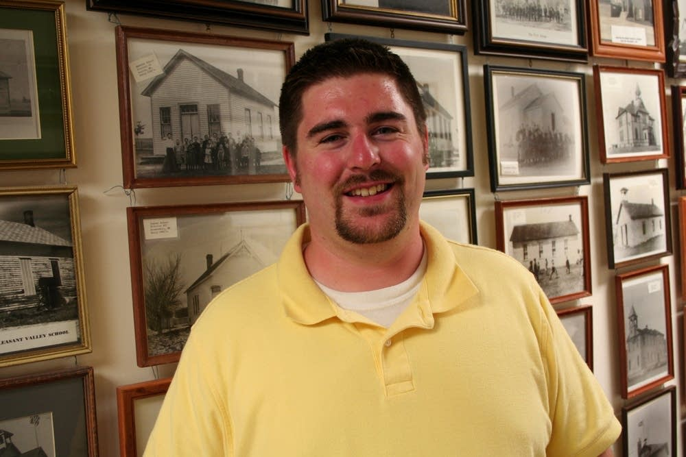 Dustin Heckman, Mower County Historical Society