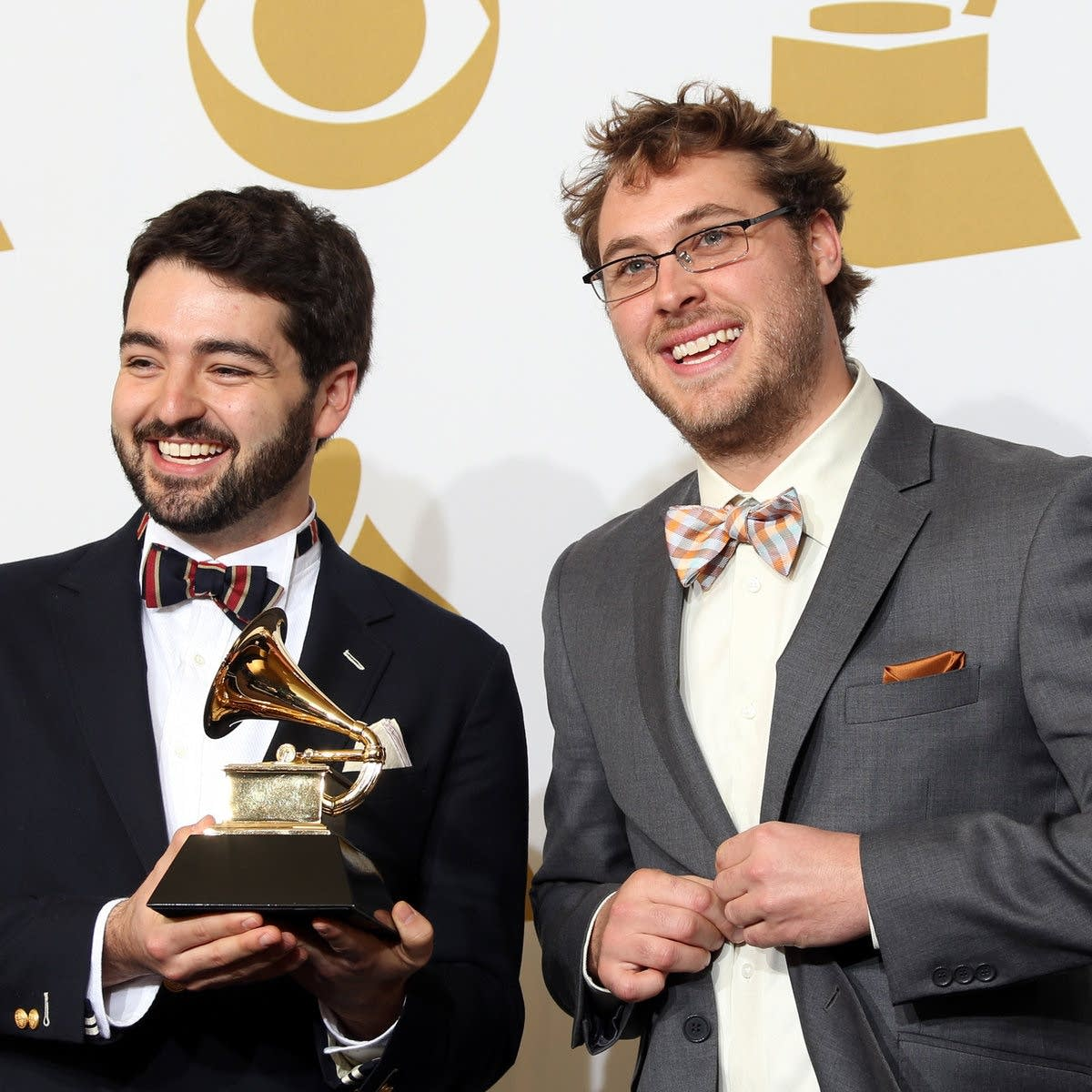 The Okee Dokee Brothers - 55th Annual GRAMMY Awards - Press Room