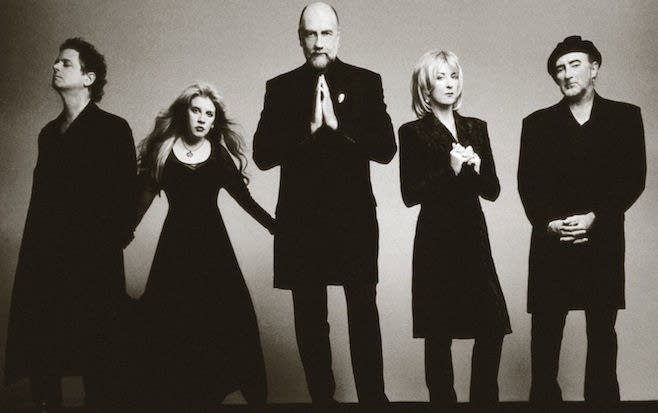 Today In Music History Fleetwood Mac Releases Rumours The Current