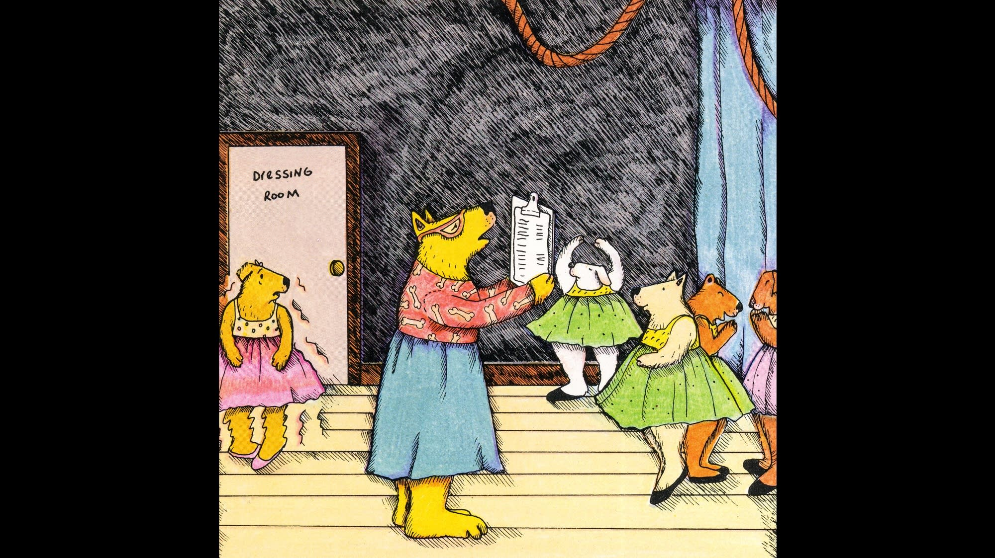 Classical Kids Storytime: Harriet's Recital