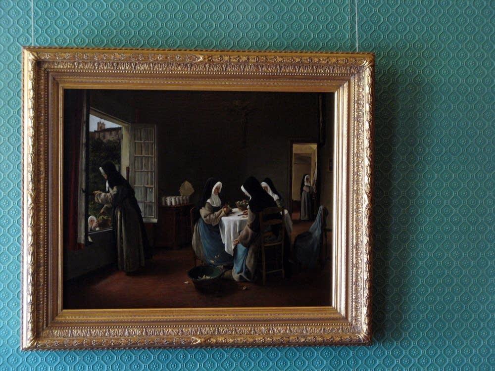 """Nuns Making Preserves"""