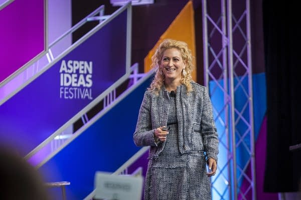 Jane McGonigal at The Aspen Ideas Festival