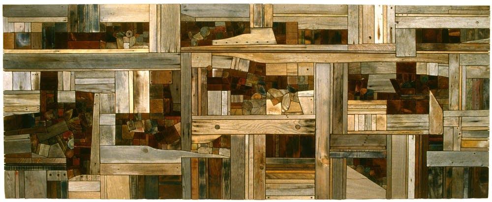 'Cumulated Landscape'