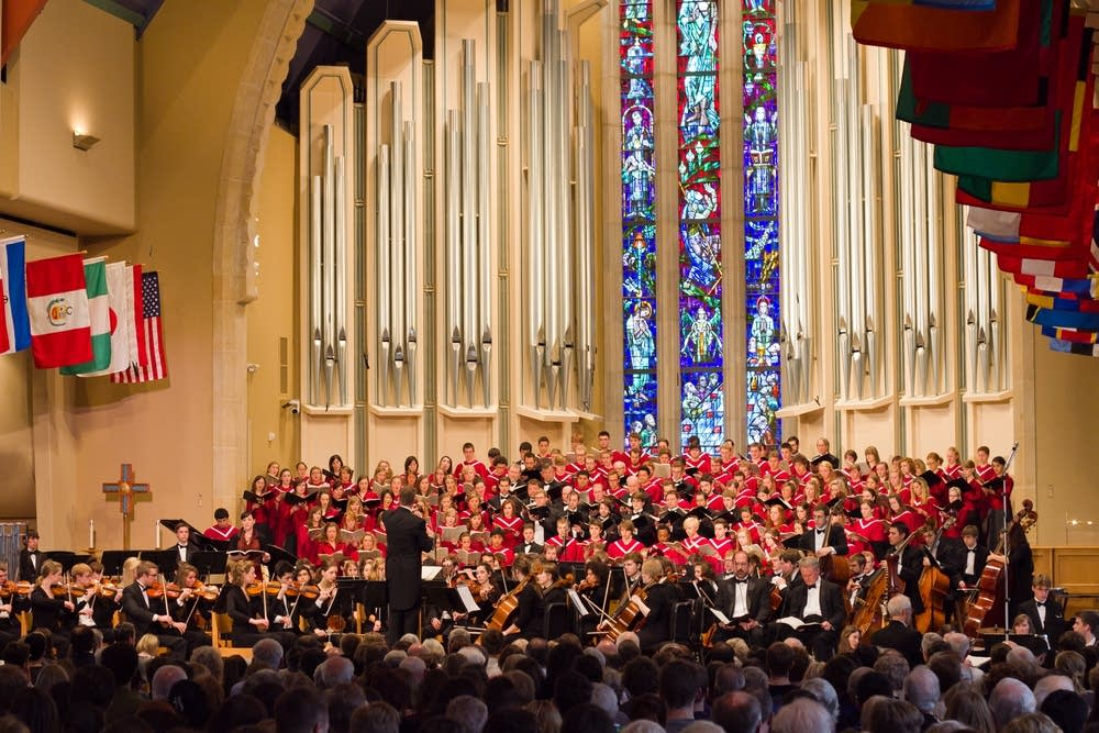 St. Olaf Chapel Choir and Orchestra