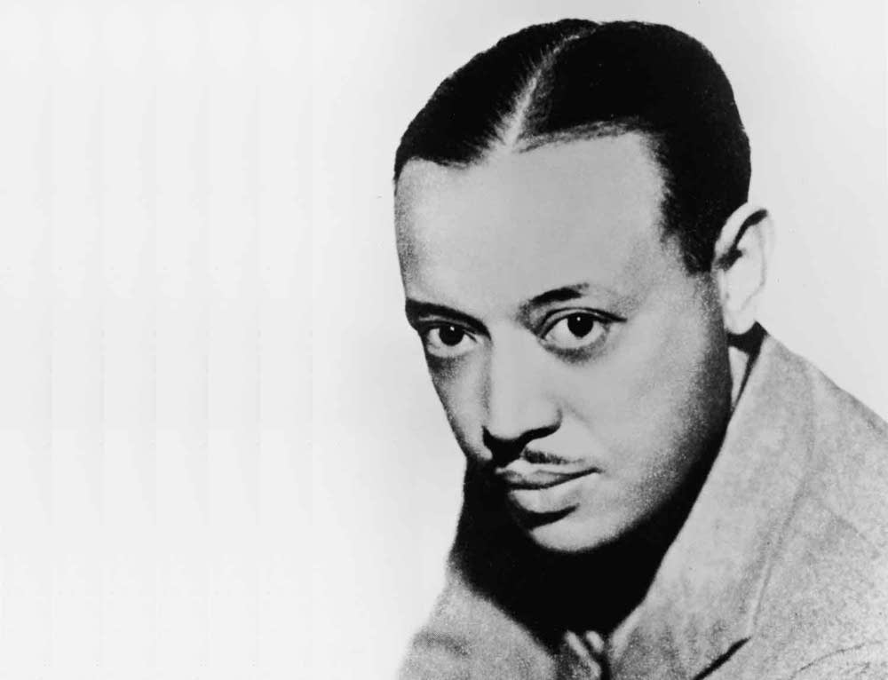 Portrait of composer William Grant Still, 1936