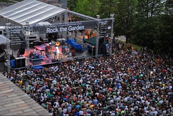 Rock the Garden 2009