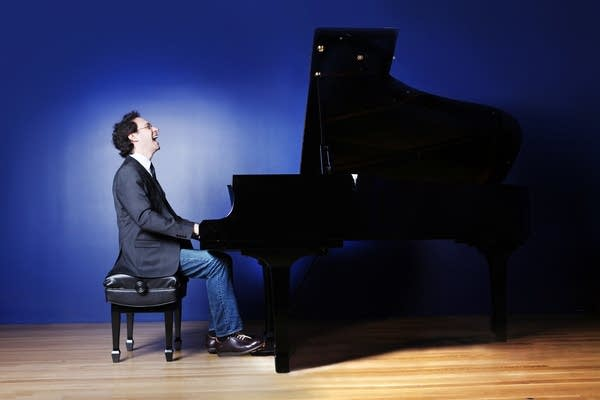 New Classical Tracks: Pianist Shai Wosner shares how Schubert's music is perfect for our times