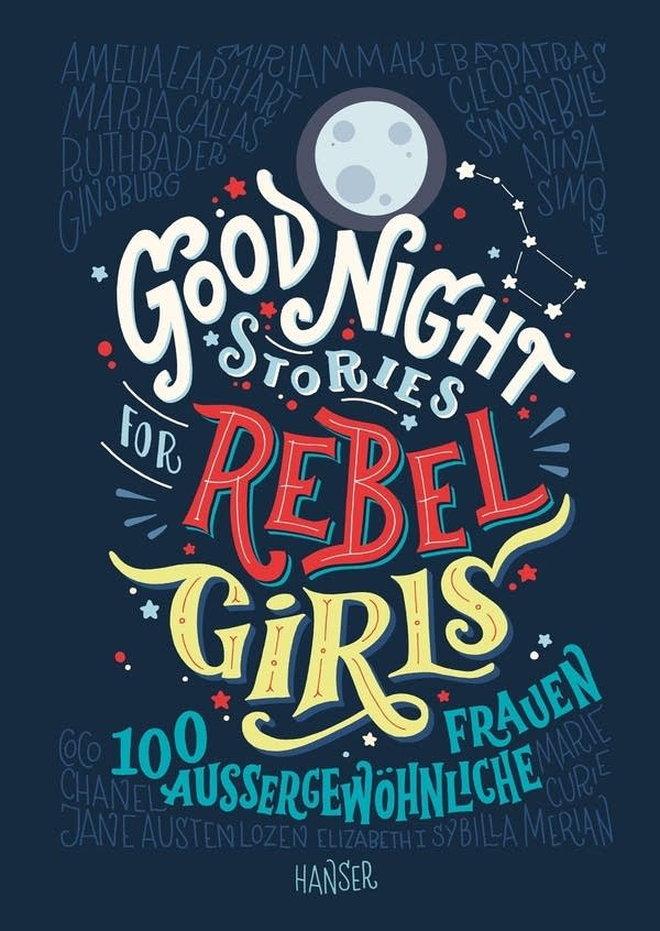 Cover of Good Night Stories for Rebel Girls