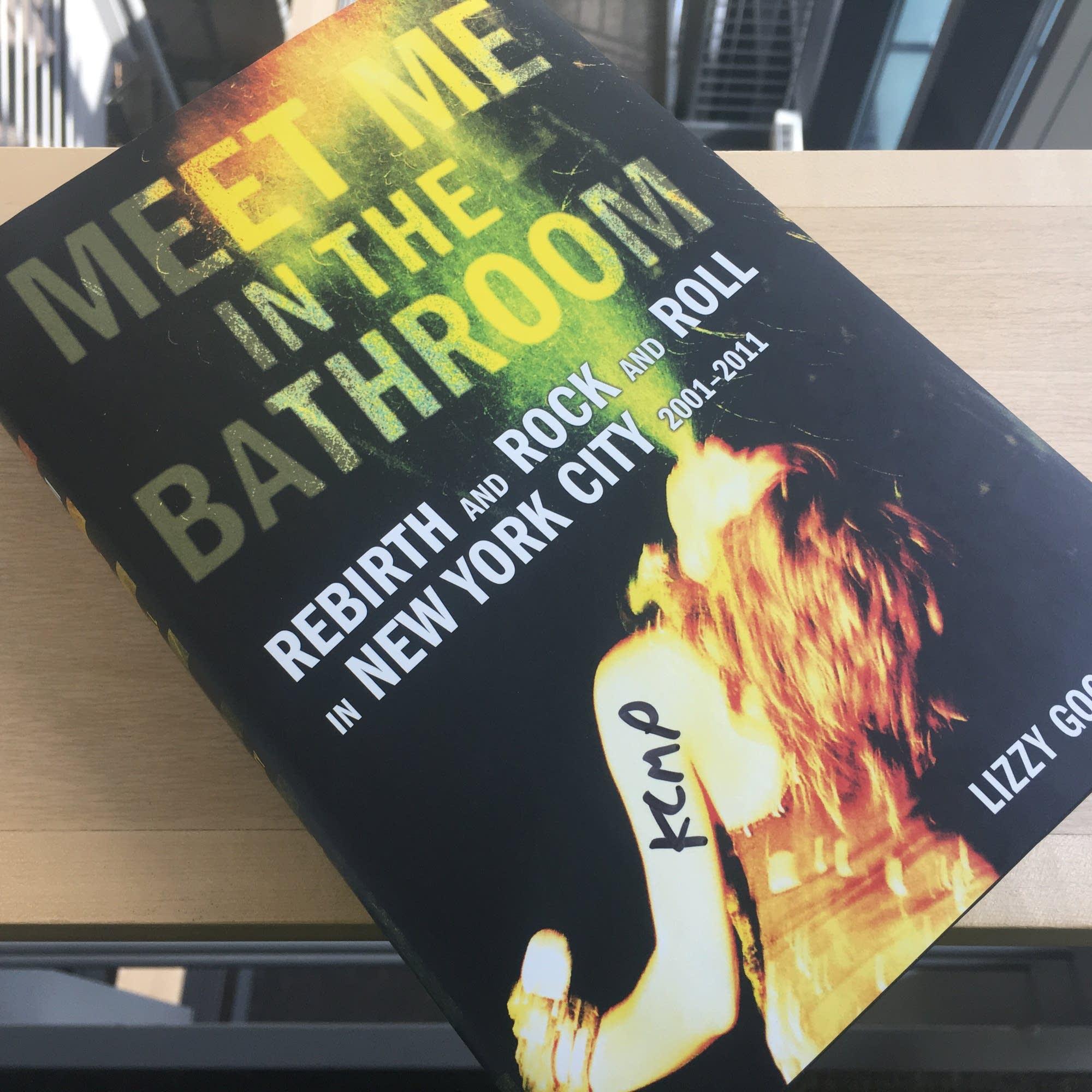 Lizzy Goodman's 'Meet Me in the Bathroom.'