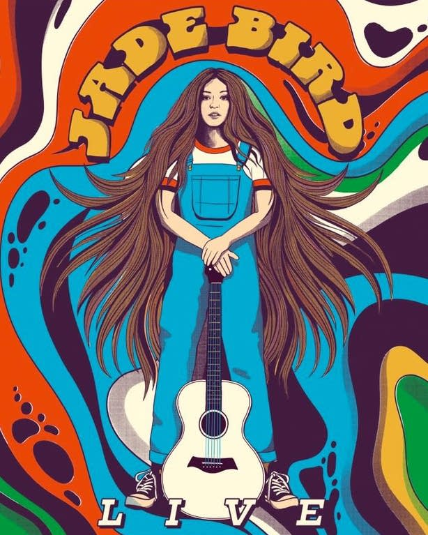 jade bird tour