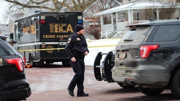 BCA investigates scene of Waseca shooting