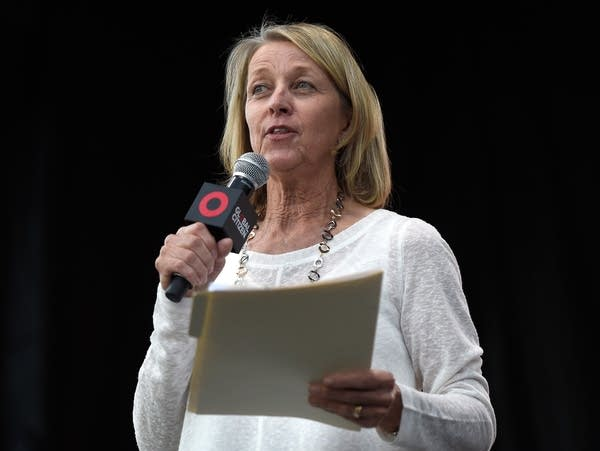 Nevada Secretary of State Barbara Cegavske