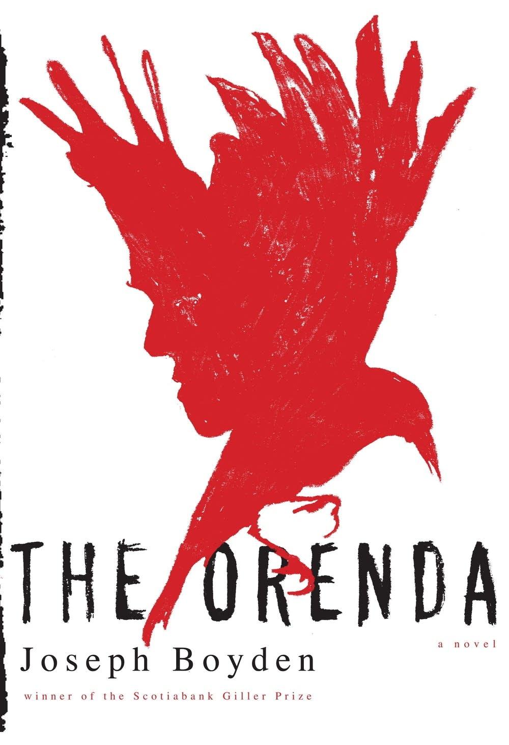 'The Orenda' by Joseph Boyden