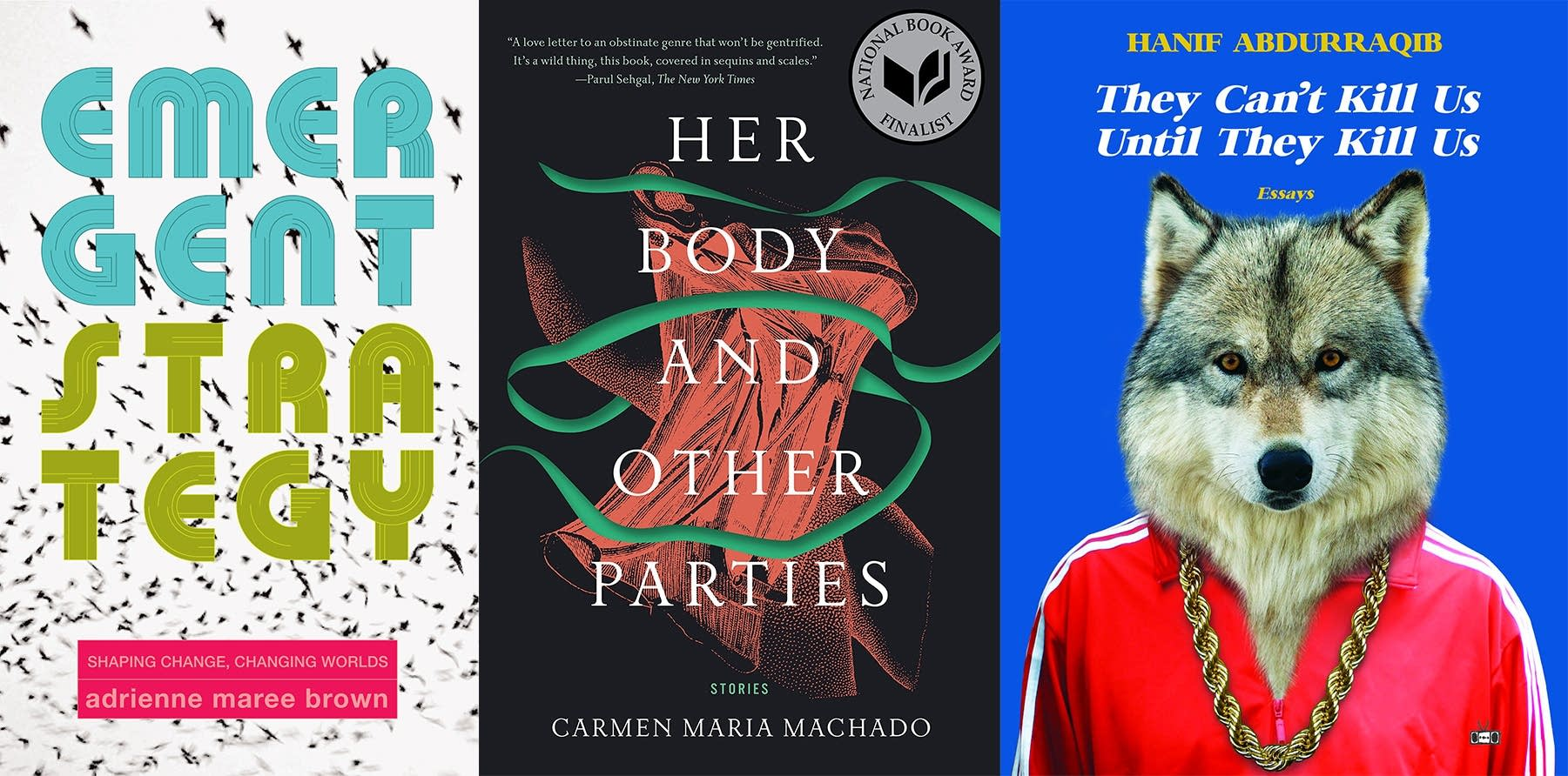 Boneshaker's picks for Indie Bookstore Day