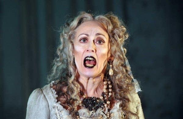 Miss Havisham of 'Great Expectations'