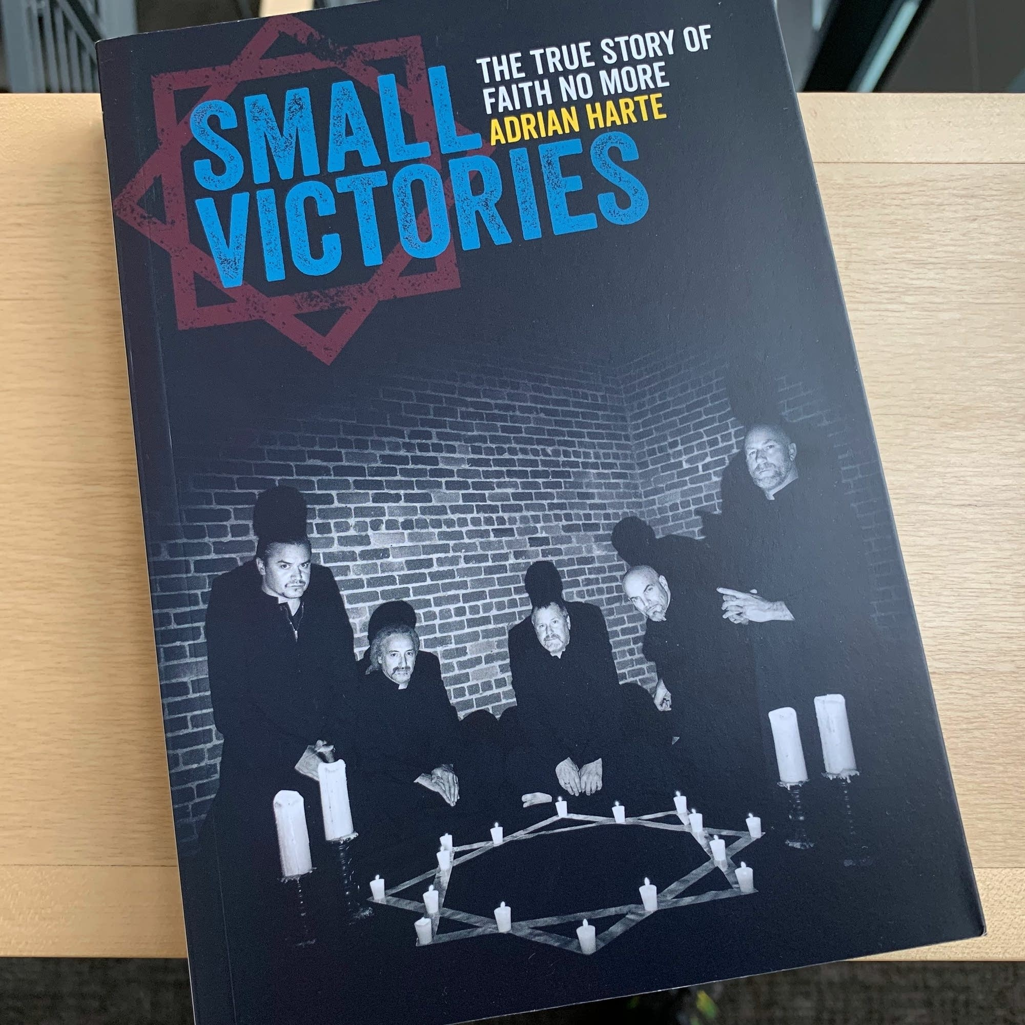 Adrian Harte's 'Small Victories.'
