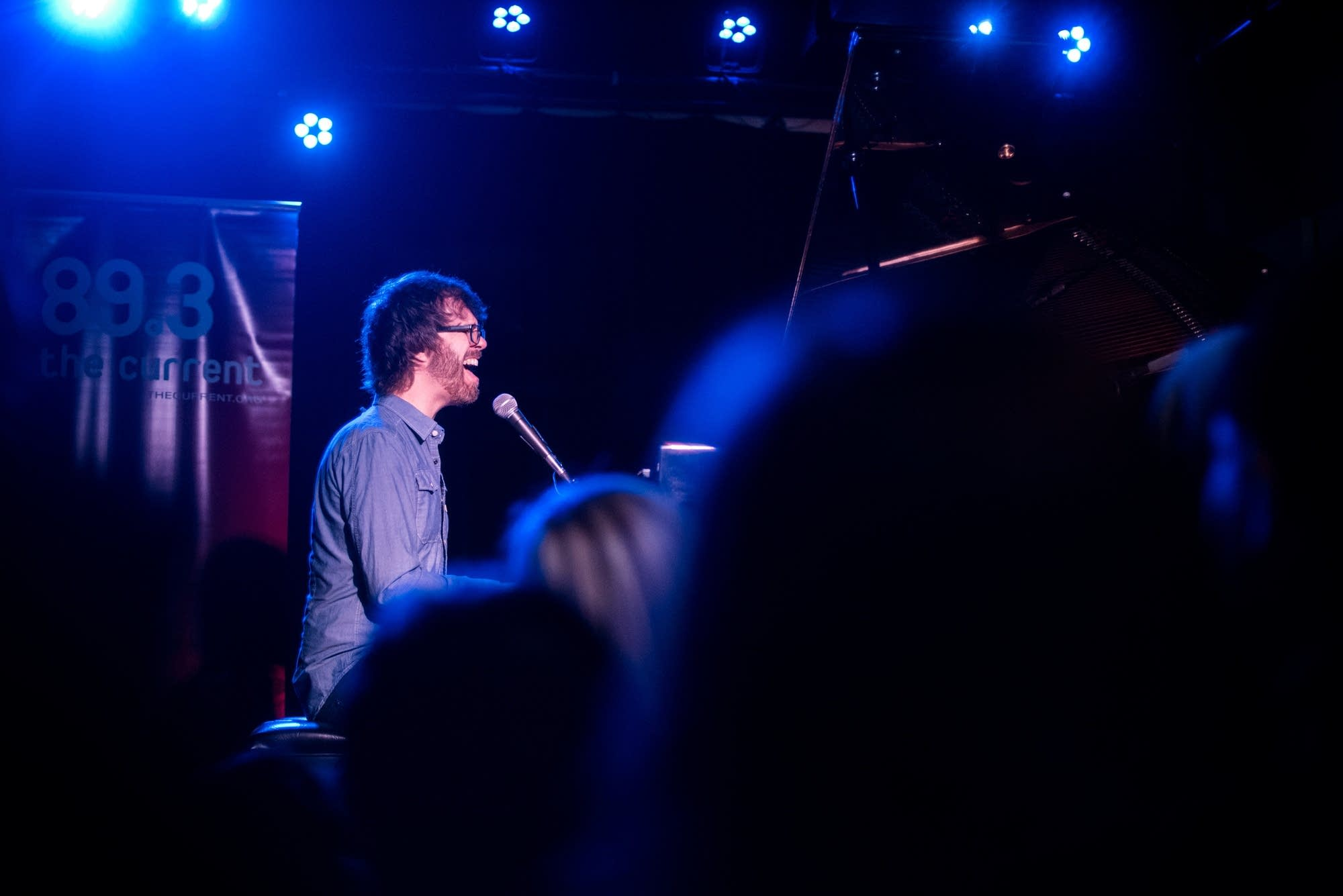 Ben Folds at the Turf Club - 1