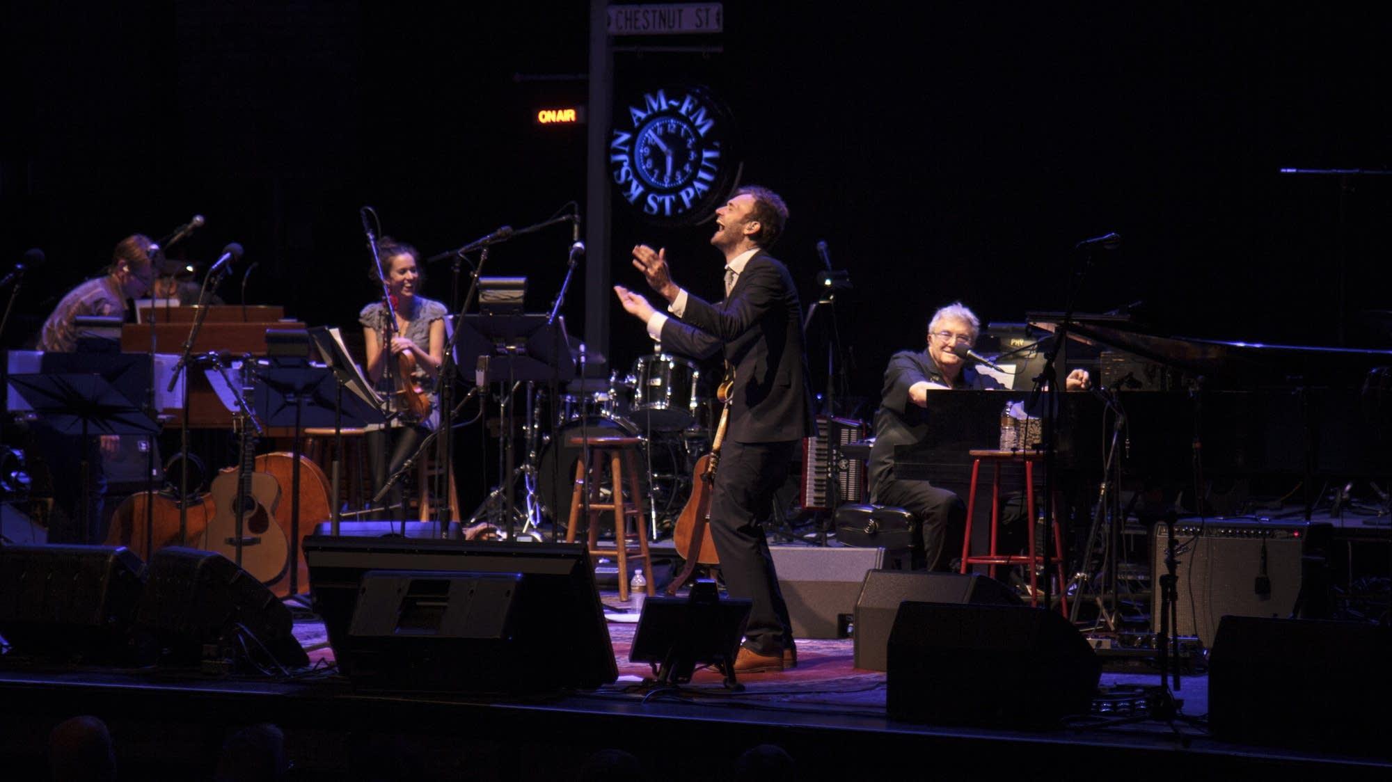 Chris talks with Randy Newman.
