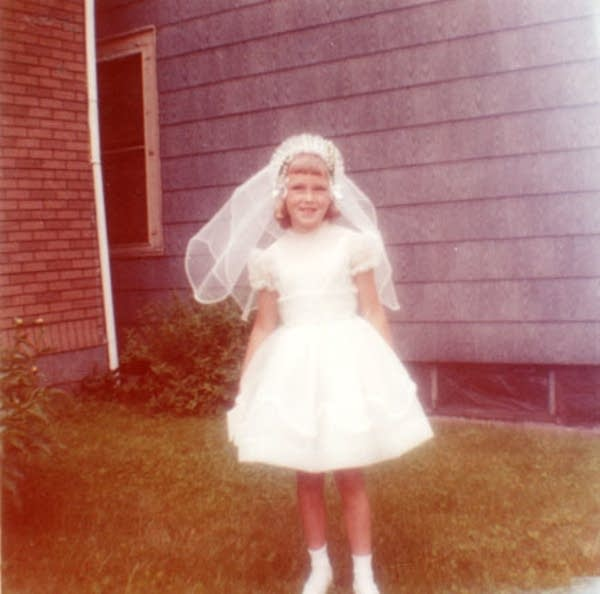 Susan Johnson's First Communion