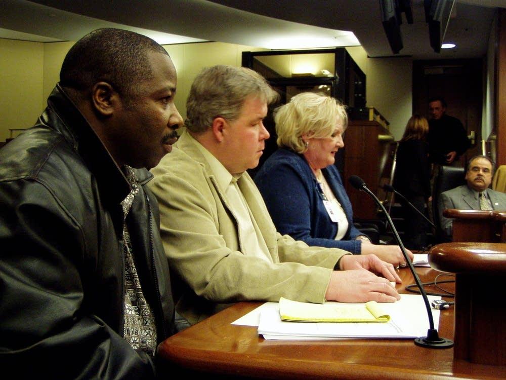 Employees testify