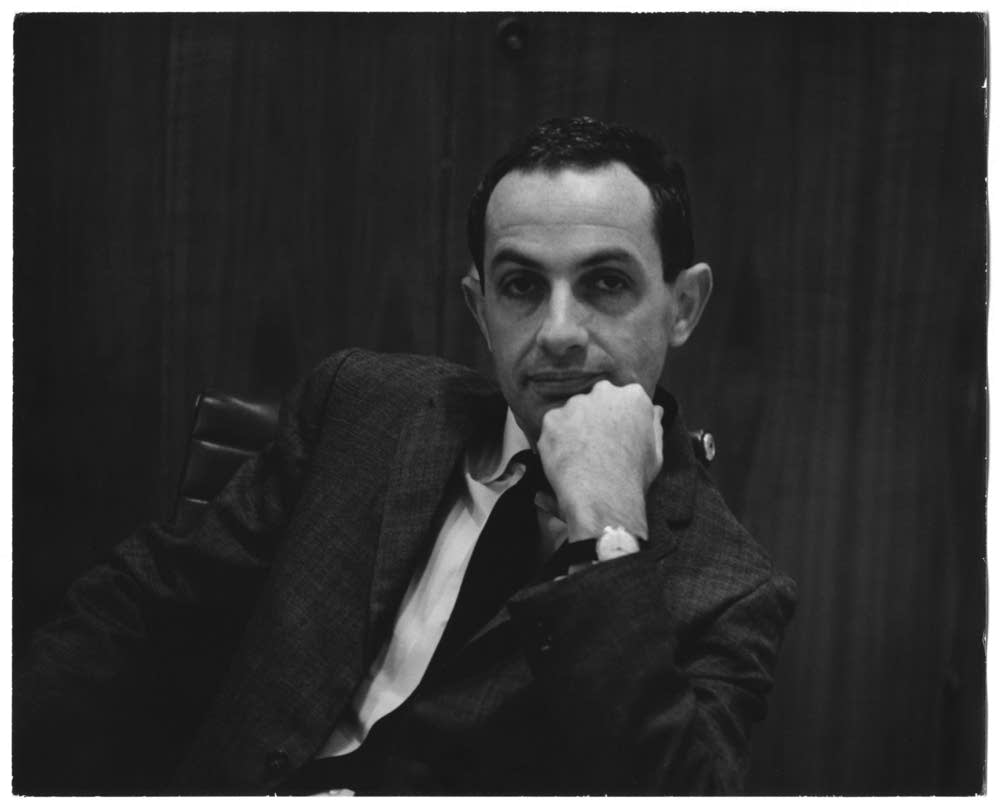 Martin Friedman, 1964 portrait