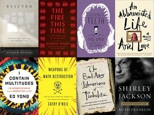 Some of The Thread's nonfiction picks for 2016