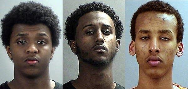 ISIS terror suspects